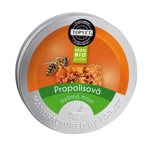 Propolisz bio kenőcs, 50 ml