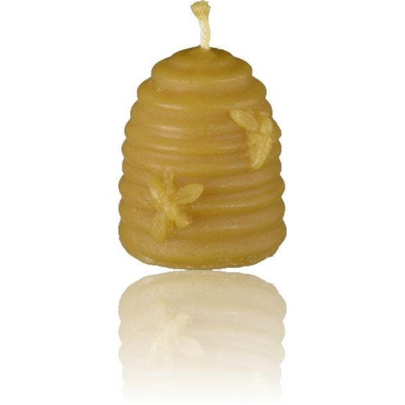 Méhviaszgyertya - Kicsi kas