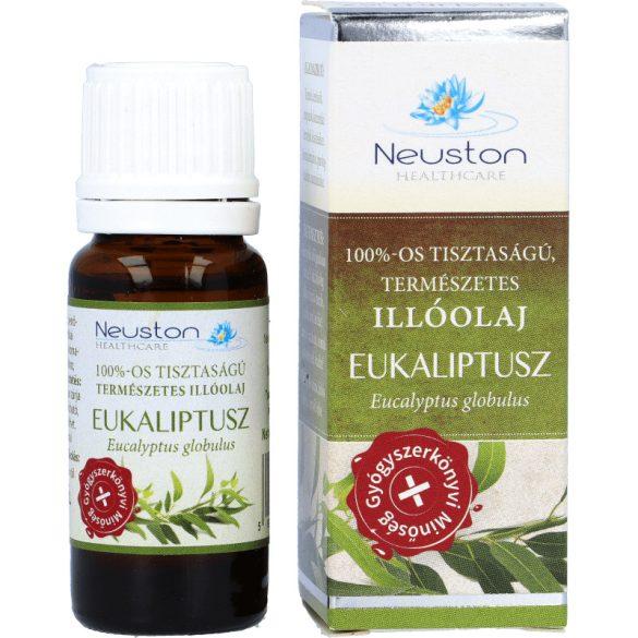 Eukaliptusz illóolaj, gyógyszerkönyvi, 10ml