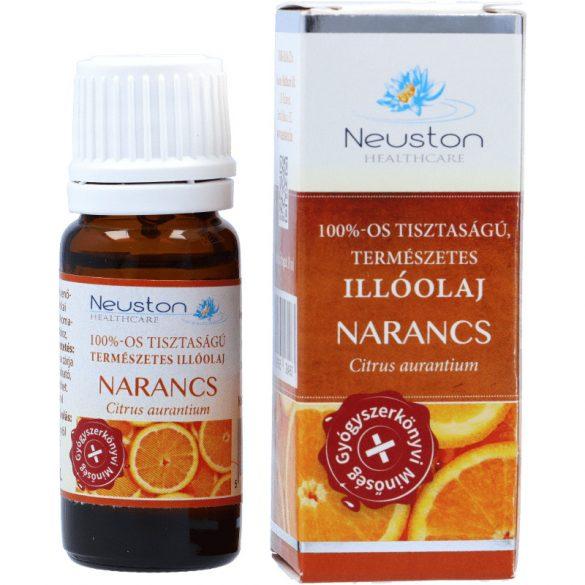 Narancs illóolaj, gyógyszerkönyvi, 10ml