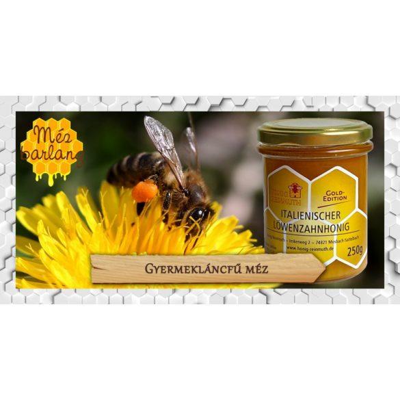 Gyermekláncfű méz 250g (Reinmuth)