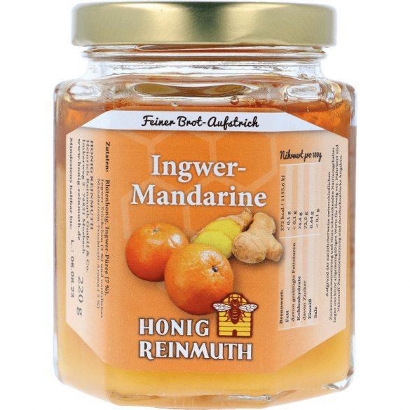 Gyömbéres mandarinos krémméz - 220g (Reinmuth)