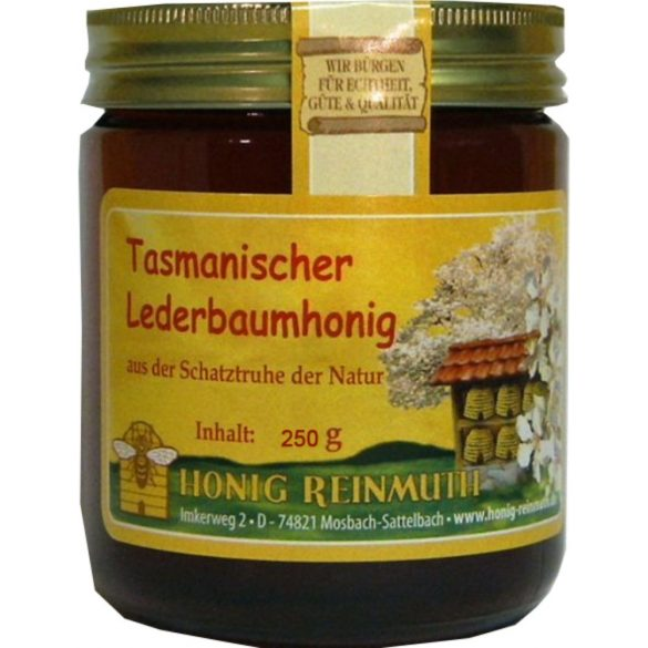 Hócserje méz 250g (Reinmuth)
