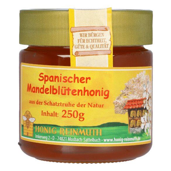 Mandulavirág méz - 250g (Reinmuth)