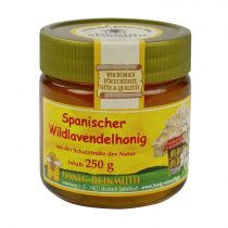 Vadlevendula méz - 250g (Reinmuth)