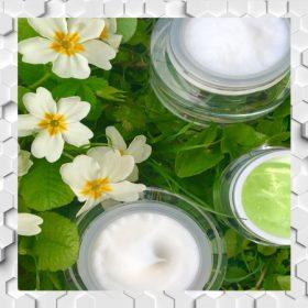 Virágporos kozmetikumok