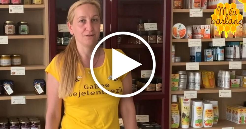 Ismeretterjesztő videósorozat (6. rész): Energetizáld magad méhpempővel