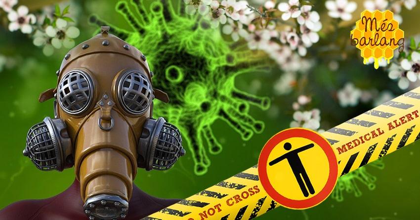 Beindult a koronavírus pánik!